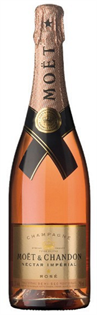 Moet & Chandon Champagne Nectar Rose Imperial 750ml